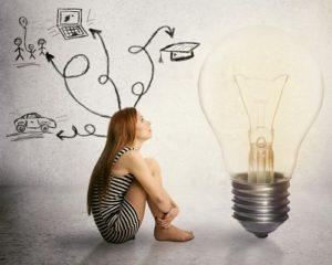 projet, créativité, passion, carrière